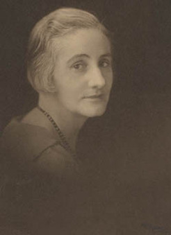 Katharine Susannah Prichard (1883-1969), by May Moore, 1927-28