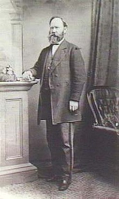 John Riddoch (1827-1901), by Thomas J. J. Wyatt, 1869