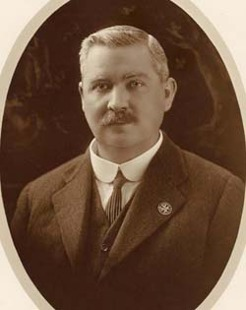 Thomas Joseph Ryan (1876-1921), by unknown photographer, c1920