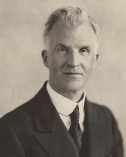 James Henry Scullin (1876-1953), by unknown photographer, 1930s