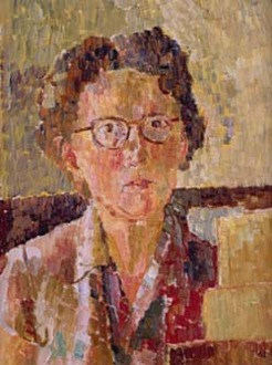 Grace Cossington Smith (1892-1984), self-portrait, 1948