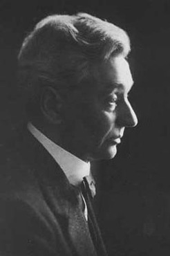 Louis Stone (1871-1935), by May Moore, 1927