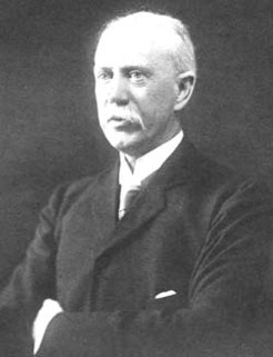 George Swinburne, by W. B. McInnes, 1920