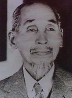 Jō Takasuka (1865-1940), by unknown photographer, 1939