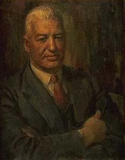 Edward Granville Theodore (1884-1950), by William Edwin Pidgeon, c1945