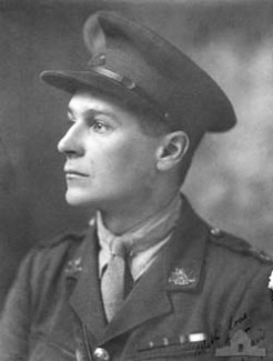 Blair Wark, by unknown photographer, 1919