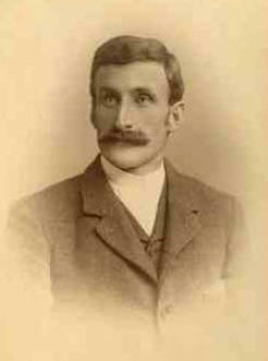 Lawrence Allen Wells (1860-1938), by Townsend Duryea, c1890