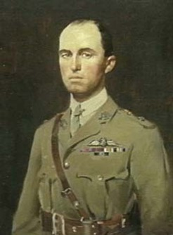 Richard Williams (1890-1980), by H. Septimus Power, 1924