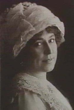 Florence Maude Young (1870-1920), by May and Mina Moore, 1910-13