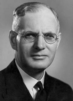John Curtin (1885-1945), by unknown photographer, 1941-45