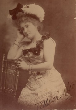 Nellie Martel, n.d.