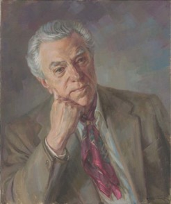Wilfrid Thomas, by June Mendoza, c.1983