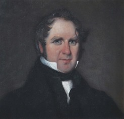 William Gunn, copy of original painting, believed to be by Thomas Wainewright, n.d.