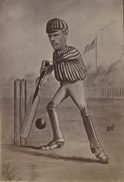 Alec Bannerman, by Ane, 1878