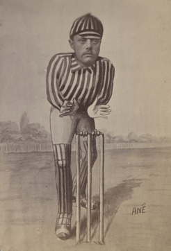Billy Murdoch, by Ane, 1878