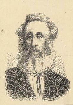 John Riddell, by Edward Gilks, 1874