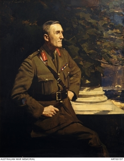Thomas Griffiths, by George Coates, 1919
