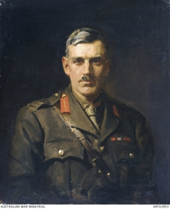 Sydney Herring, by John Longstaff, 1918