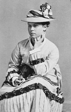 Lucy Morice, c.1886